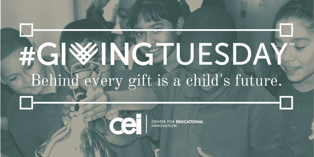 Giving Tuesday CEI 1